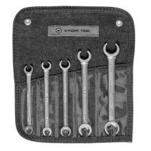 Wright Tool 744 5Pc. Flare Nut Wrench Set 9-11Mm- 10-