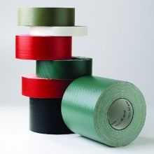 "AbilityOne 7510000744978 Waterproof Tape - """"The Original"" 100 MPH Tape - 2 1/2"""" x 60 yds. - Red"