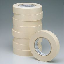"AbilityOne 7510006802450 SKILCRAFT Superior Quality Masking Tape -1/2"" x 60 yds - 0.50"" Width x 60 yd LengthCrepe Backing - Beige"