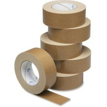 "AbilityOne 7510002902026 SKILCRAFT General-purpose Masking Tape - 2"" Width x 60 yd Length - 3"" Core - Kraft - Rubber Backing - Easy Tear, Glossy, Sturdy, Durable - 24 / Roll - Kraft"