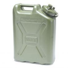 AbilityOne 7240013655317 SKILCRAFT Water Bottle - 5 gal - OD Green - Plastic