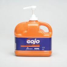 AbilityOne 8520015220840 GOJO(R)-SKILCRAFT NATURAL ORANGE(TM) Hand Cleaner-1/2 Gallon