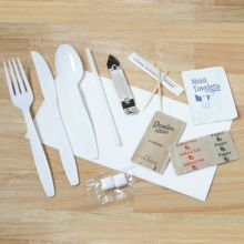 AbilityOne 7360006600526 SKILCRAFT In-Flight Dining Packet - Deluxe
