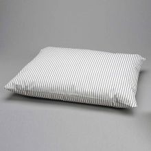 "AbilityOne 7210002053205 SKILCRAFT Bed Pillow - 21"" x 28"" - Feather Filling"