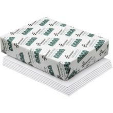 "AbilityOne 7530015038441 SKILCRAFT Process Chlorine Free Copier Paper - Letter - 8 1/2"" x 11"" - 20 lb Basis Weight - Recycled - 100% Recycled Content - 92 Brightness - 5000 / Box - White"