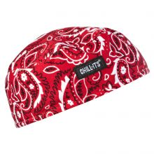 Chill-Its 6630 High-Performance Cap Red Western (1 Each)