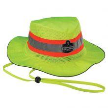 Chill-Its 8935Ct Evap. Class Headwear Hi-Vis Ranger Hat W/Ct S/M Lime (1 Each)