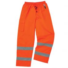 Glowear 8925 Supplemental Class E Thermal Pants 5XL Orange (1 Each)