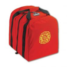 Arsenal Gb5063 Step-In Tall Gear Bag Red (1 Each)