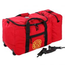 Arsenal Gb5005W Wheeled Fire & Rescue Gear Bag Red (1 Each)