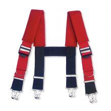 Arsenal Gb5092 Suspenders-Quick Adj L Red (1 Each)