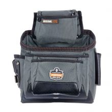 Arsenal 5532 11-Pocket Tool Pouch-Synthetic Gray (1 Each)