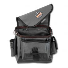 Arsenal 5516 Topped Tool Pouch - Strap Attachment Gray (1 Each)