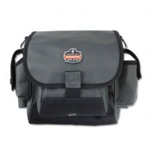 Arsenal 5518 Topped Tool Pouch - Loop Attachment Gray (1 Each)