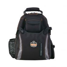 Arsenal 5843 Tool Backpack Dual Compartment Black (1 Each)