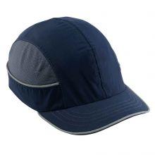 Skullerz 8950 Bump Cap Short Brim Navy (1 Each)