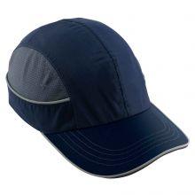 Skullerz 8950 Bump Cap Long Brim Navy (1 Each)
