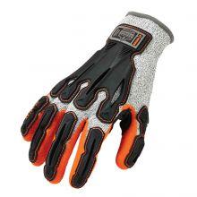 Proflex 922Cr Cut Resistant Nitrile-Dipped Dir Gloves 2XL Gray (1 Pair)