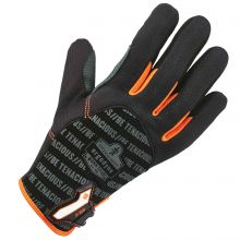 Proflex 810 Reinforced Utility Gloves L Black (1 Pair)