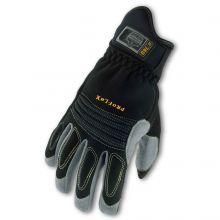 Proflex 740 Fire & Rescue Rope Gloves XL Black (1 Pair)