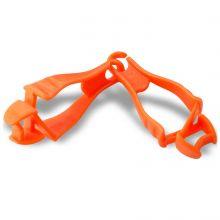 Squids 3400 Grabber - Dual Clip Mount Orange (1 Each)