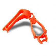 Squids 3405 Grabber - Belt Clip Mount Orange (1 Each)