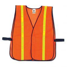 Glowear 8040Hl Non-Certified Hi-Gloss Vest Orange (1 Each)