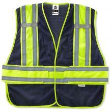 Glowear 8240Hl-Nc Non-Certified Two-Tone Expandable Vest XL/2XL Navy (1 Each)
