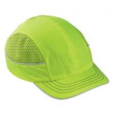 Skullerz 8950 Bump Cap Short Brim Lime (1 Each)