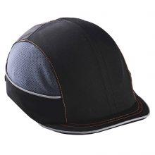 Skullerz 8950 Bump Cap Micro Brim Black (1 Each)