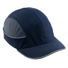 Skullerz 8950Xl Xl Bump Cap Short Brim Navy (1 Each)