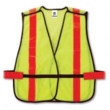 Glowear 8080Bax Non-Certified X-Back Vest Lime (1 Each)
