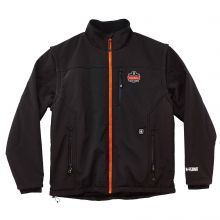 N-Ferno 6490J Outer Layer Heated Jacket (Jacket Only) 2XL Black (1 Each)