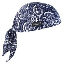 Chill-Its 6615 High-Performance Dew Rag Navy Western (1 Each)