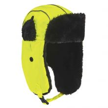 N-Ferno 6802 Classic Trapper Hat S/M Lime (1 Each)