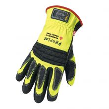 Proflex 730Od Fire & Rescue Performance Gloves W/ Outdry Bbp 2XL Lime (1 Pair)