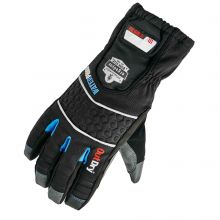 Proflex 819Od Extreme Thermal Waterproof Gloves With Outdry M Black (1 Pair)