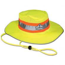Glowear 8935 Hi-Vis Ranger Hat S/M Lime (1 Each)