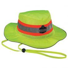 Chill-Its 8935Mf Evap. Ranger Hat W/ Mf L/XL Lime (1 Each)