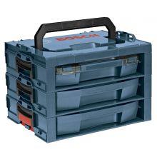 BOSCH L-RACK L-Rack Complete (3 Racks, Top Handle, 1 i-Boxx53 & 2 LST72-OD)