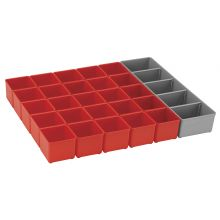 BOSCH ORG53-RED Full Tray-  Red inset box kit for 53mm drawer