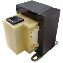 Packard PF57575 Foot Mount Transformer Input 120/208/240/575 V Output 75VA