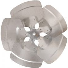 REVCOR R51803 Aluminum Revcor Fan Blade, 5 Blade, 18 in. DIA., CW, Hub on Discharge