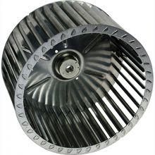 REVCOR RBW90131 Revcor Single Inlet Blower Wheel, 9 7/8 in. DIA., 1/2 Bore, CW, Tab Lock