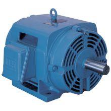 WEG 02536OT3ECD256T 25HP,3600RPM,254T Frame,ThreePhase-ODPCompressorDuty-FootMount (1 EA)