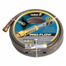 "Jackson Professional Tools 4003700 5/8""X75' Pro-Flow Commercial Duty Gray Hose"