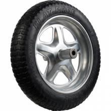 """True Temper SFFTCC Sports Flat Free Wheel &Tire Assembly """"6"""" Hub"""""""
