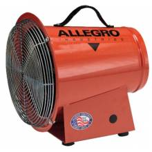 Allegro 9506 Dc Axial Blower 12V 1/4Hp