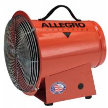 Allegro 9513 Axial Ventilation Blowera.C. Electr
