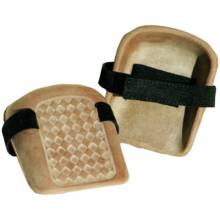 Alta 50010 Molded Rubber Knee Padsbrick Color